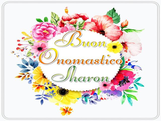 Buon-Onomastico-Sharon2