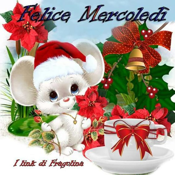 Immagini Buon Mercoledì natalizio