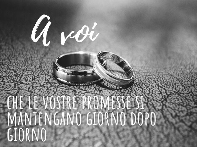 Immagini auguri promessa matrimonio