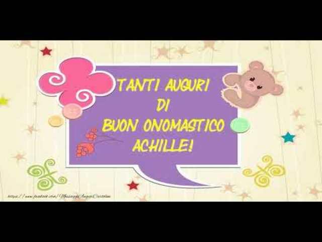 auguri-di-buon-onomastico-Achille