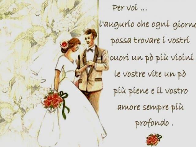Frasi Matrimonio 100 Modi Per Fare Gli Auguri Agli Sposi A