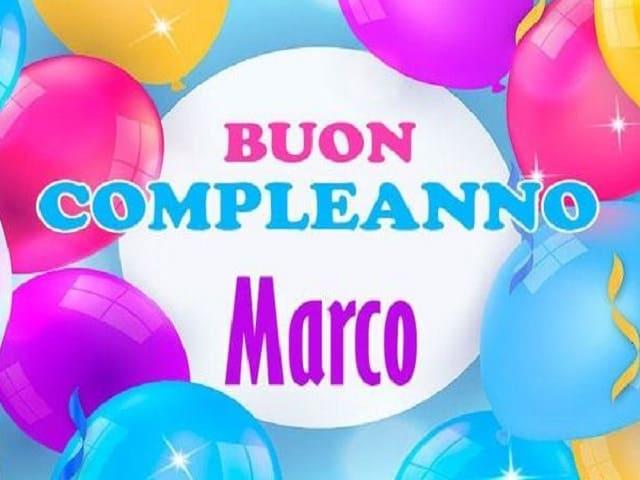 Auguri Marco