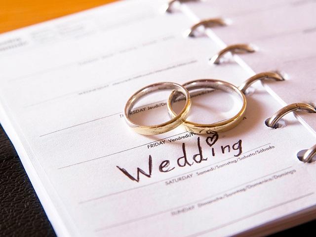 auguri matrimonio formale