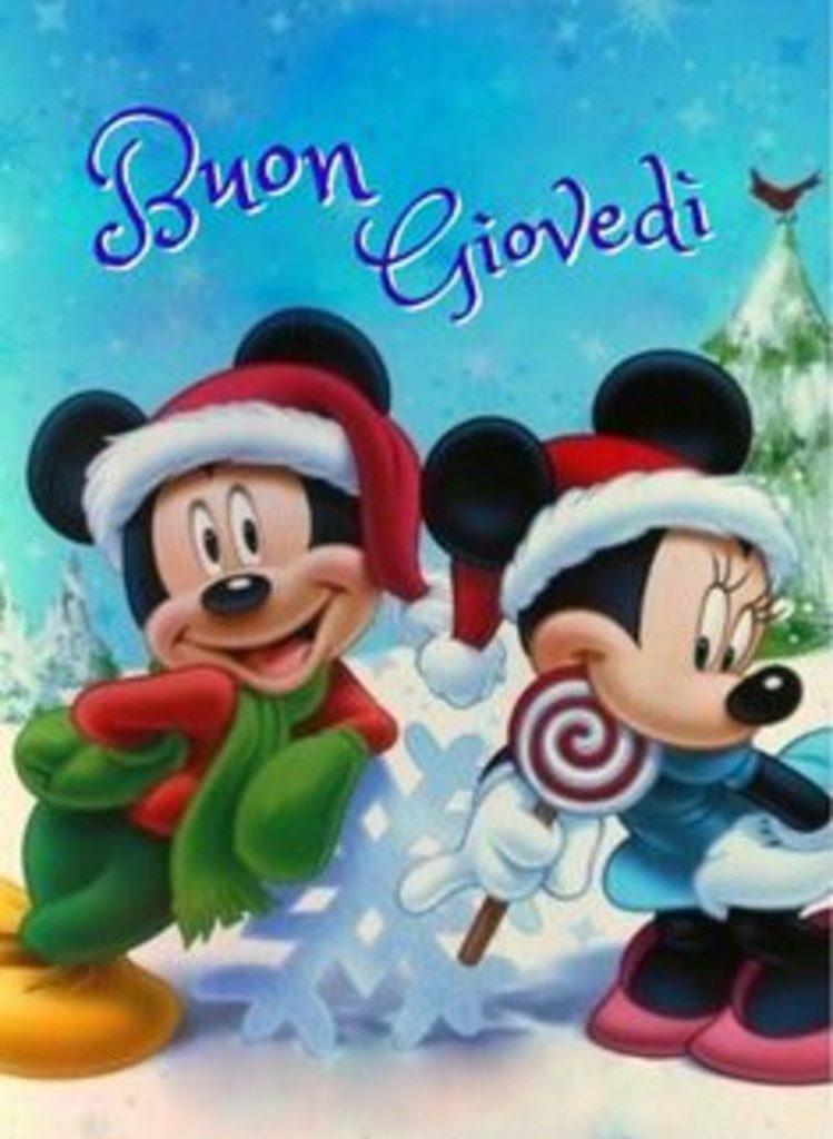 buon giovedi natalizio