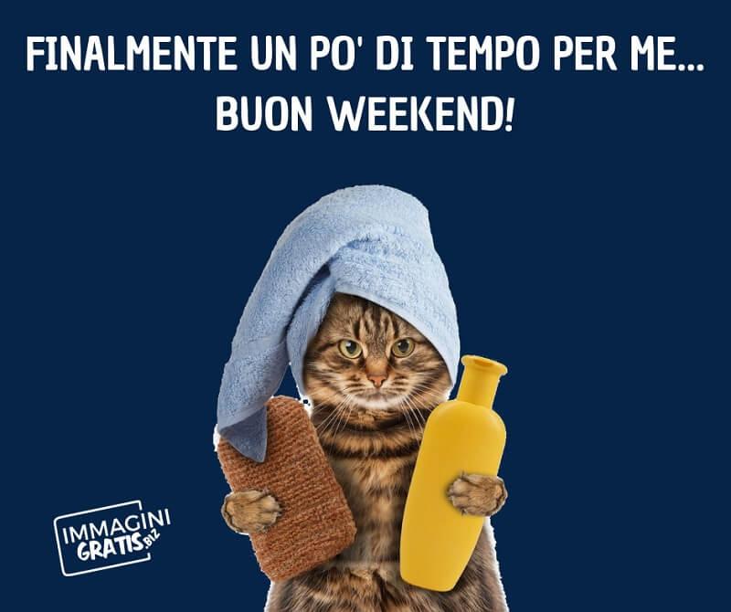 buon weekend divertenti