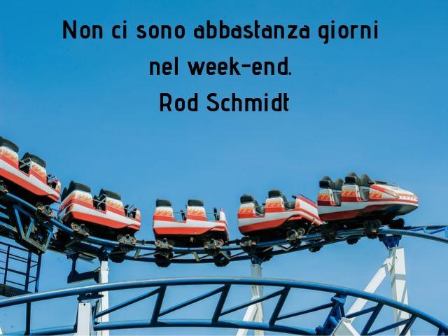buon weekend frasi