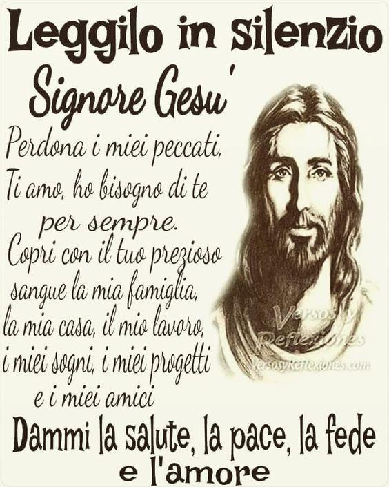 buonanotte con Gesù