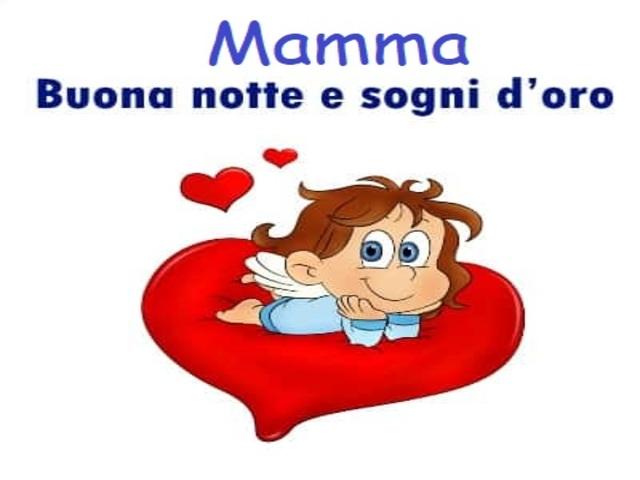 buonanotte per la mamma