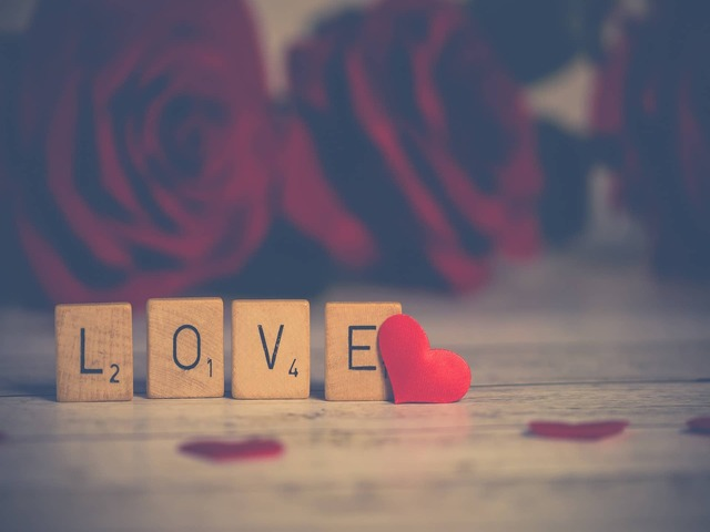dediche d'amore