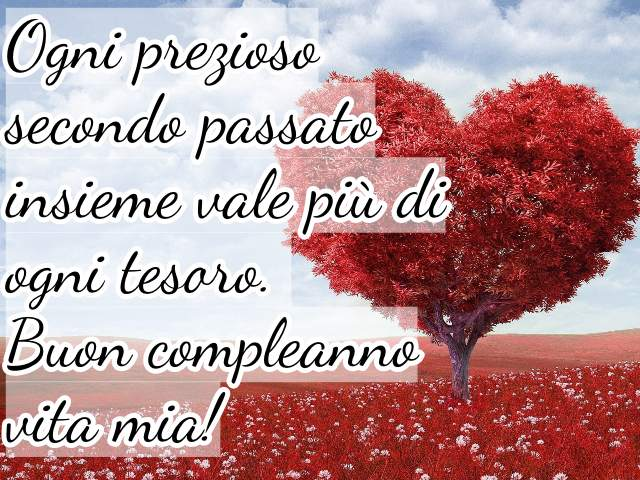frasi di compleanno d amore