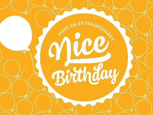 frasi per auguri di compleanno