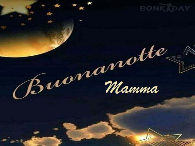 immagine buonanotte mamma