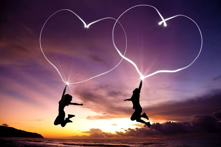 immagine d'amore