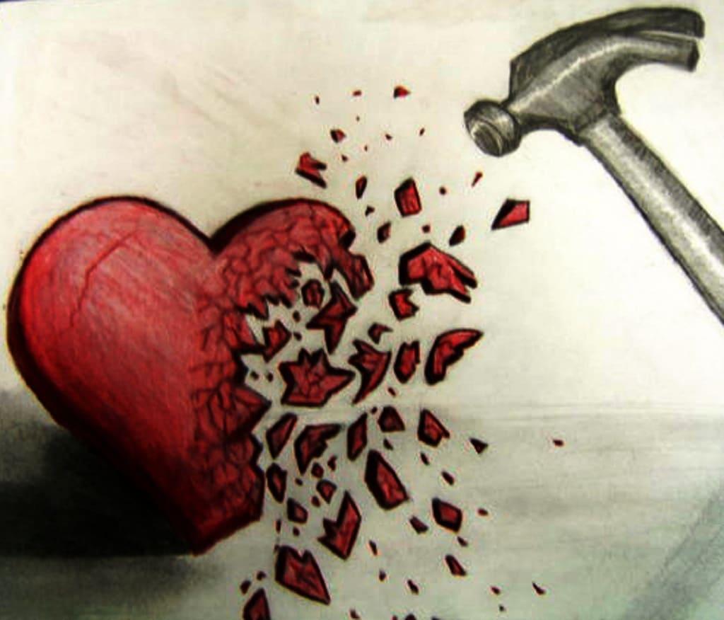immagini amore finito