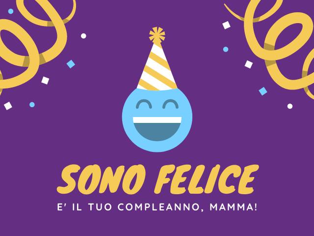 immagini buon compleanno mamma