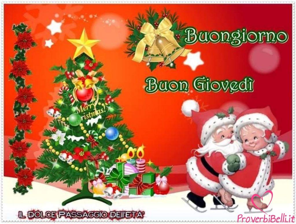 immagini buon giovedi natalizio