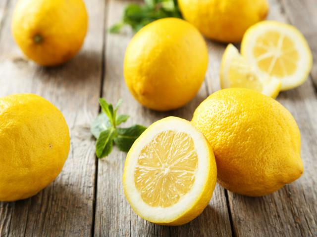 limone in gravidanza