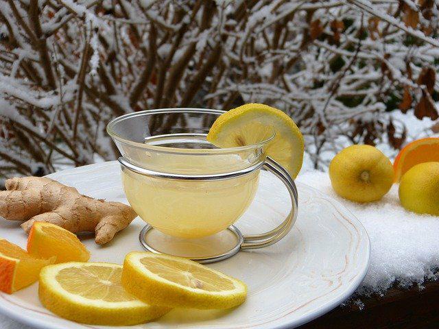 tisana zenzero e limone in gravidanza