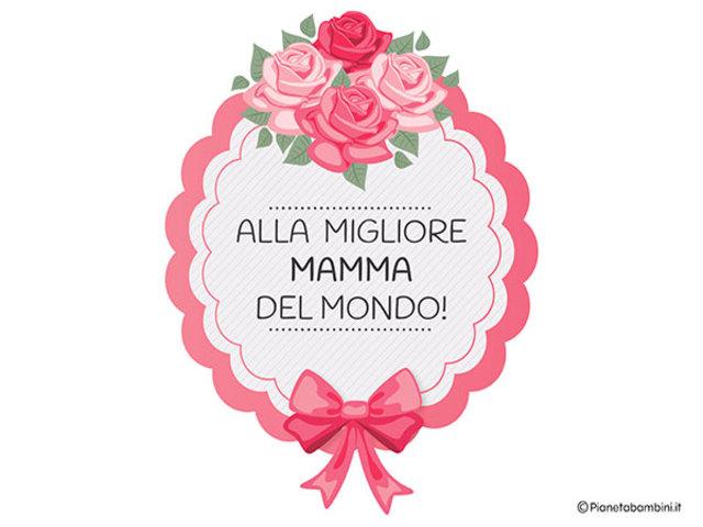 Diploma Festa Della Mamma 1