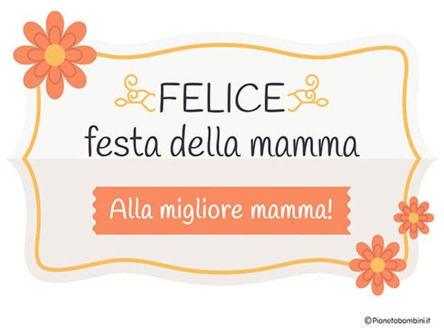 Diploma Festa Della Mamma 2