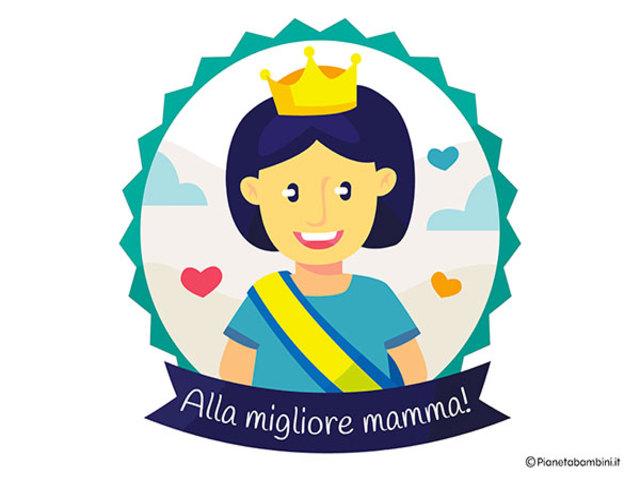 Diploma Festa Della Mamma 5