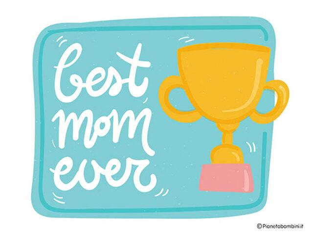 Diploma Festa Della Mamma 6