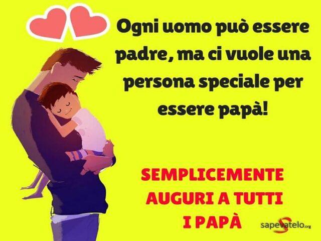 Festa del papà auguri1