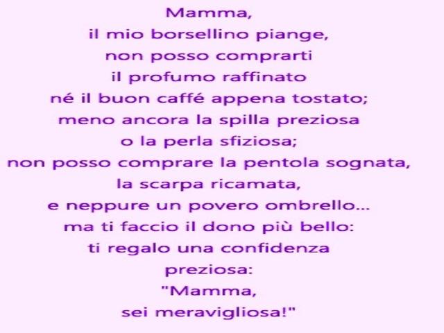 Mamma poesia