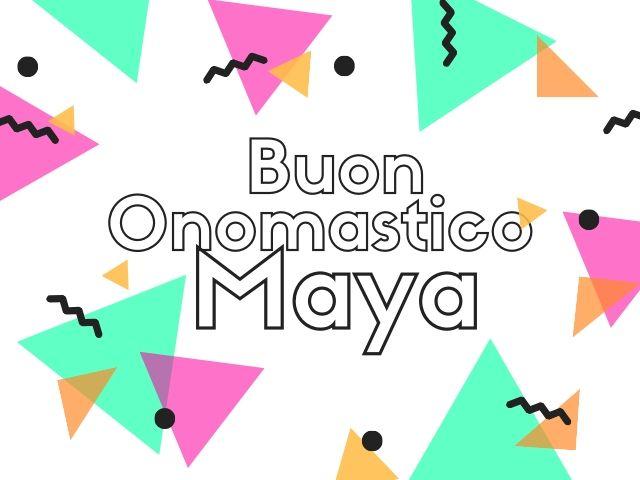 maya nome