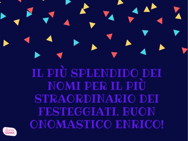 Santo Enrico