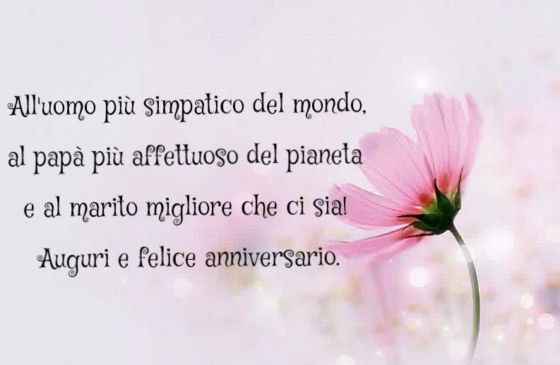 Frasi Per Anniversario Di Matrimonio Mamma E Papa.Buon Anniversario Immagini E Frasi A Tutto Donna
