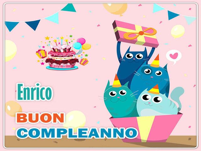 buon compleanno Enrico15
