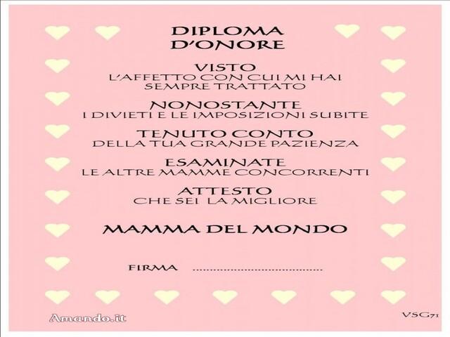 diploma mamma 2