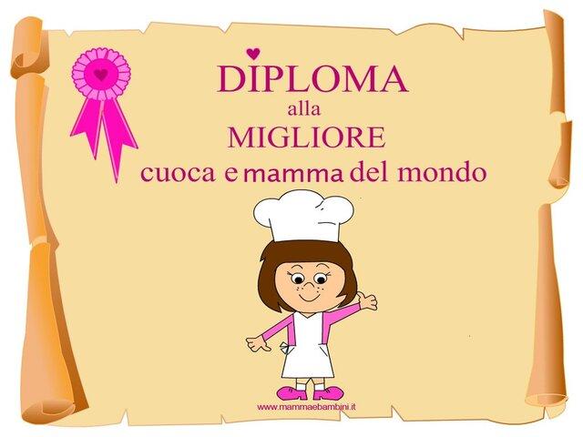 diploma mamma cuoca 1