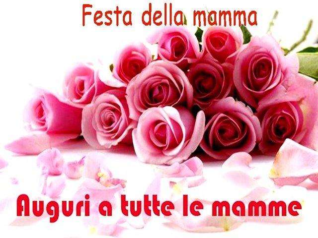 festa della mamma auguri