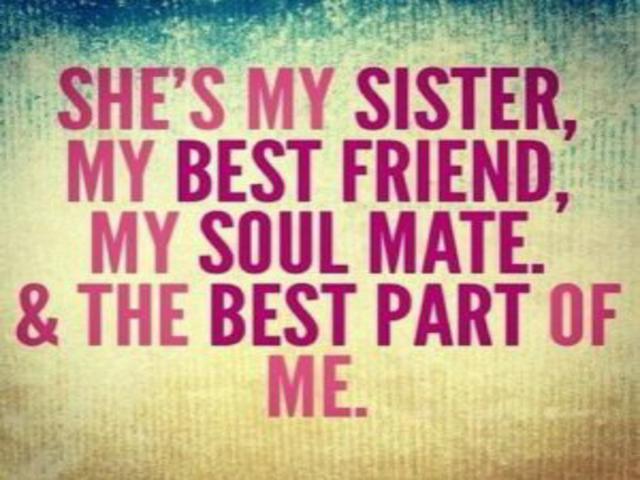 frasi amore per una sorella