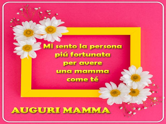 Frasi Compleanno Mamma Poeti.Buon Compleanno Mamma Frasi Immagini E Tante Idee Per Farle Gli