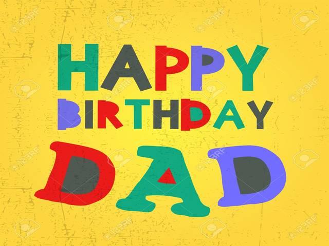 frasi di buon compleanno papà