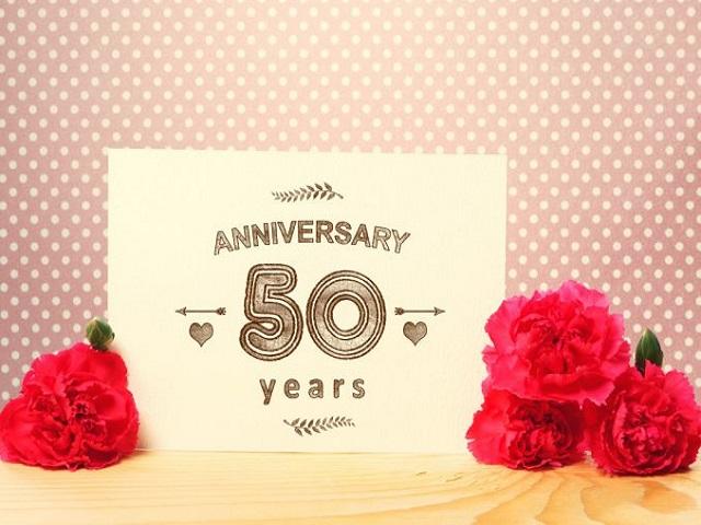 frasi per 50 anni di matrimonio