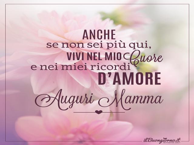 Compleanno Mamma Morta.Mamma Defunta Frasi Dolci Dediche E Poesie Per Ricordarla A