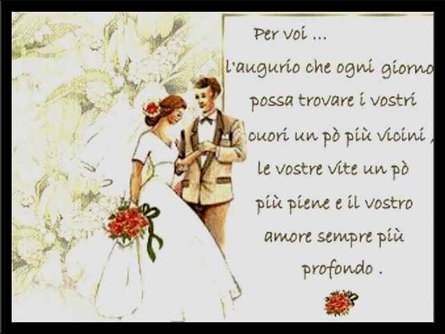 Auguri Anniversario Di Matrimonio Nonni.Frasi 50 Anni Di Matrimonio Ecco Le Piu Belle Da Dedicare Per Le