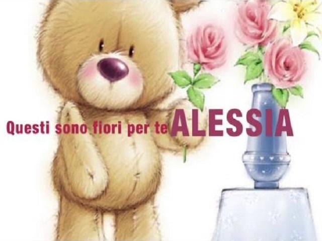 immagini buon compleanno Alessia