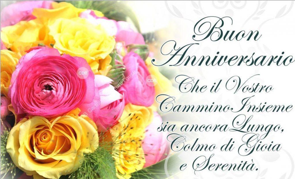 Video Anniversario Matrimonio Whatsapp.Buon Anniversario Immagini E Frasi A Tutto Donna