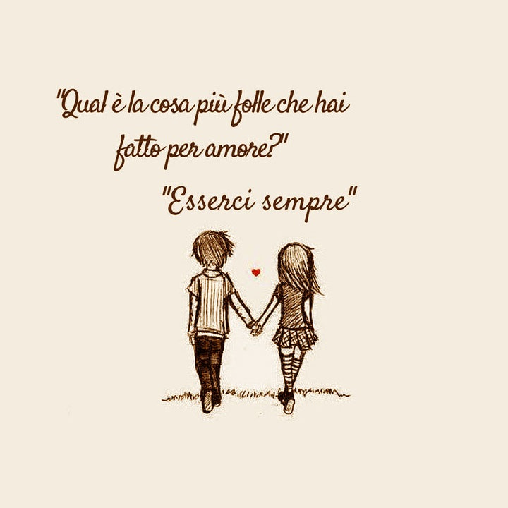 le piu belle frasi d amore