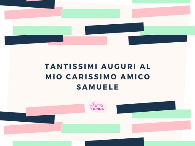 nomi samuele