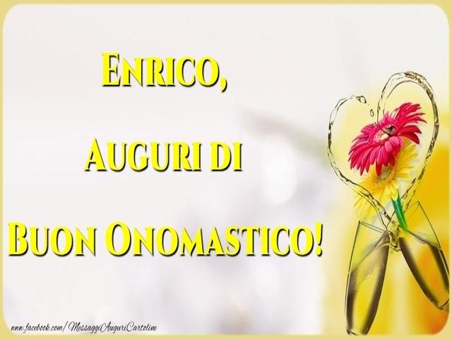 onomastico enrico1