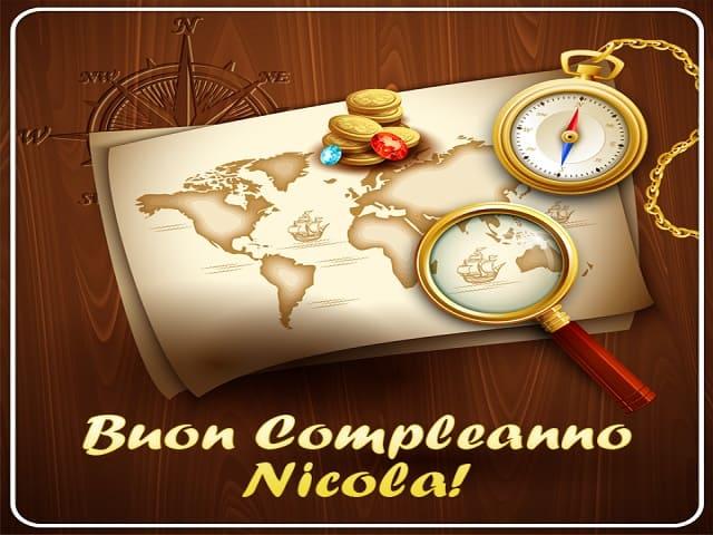 origine del nome nicola