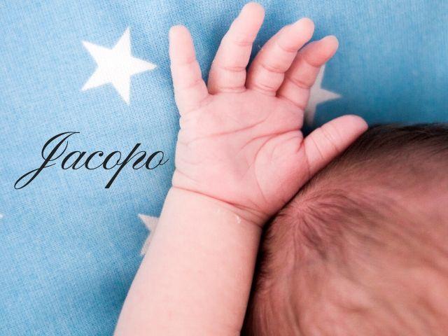 significato nome jacopo