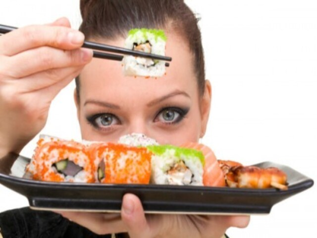 sushi rischi foto