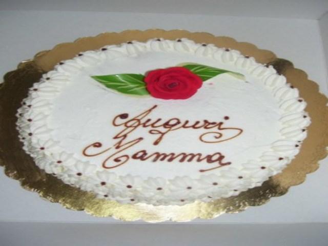 torta auguri- per mamma